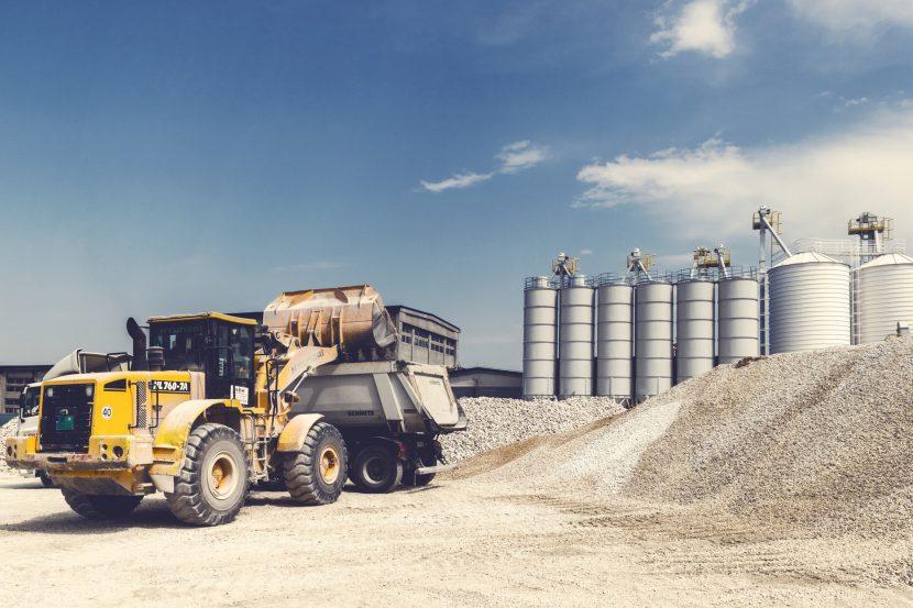 Landmaschine, Baumaschine, Umwelttechnik